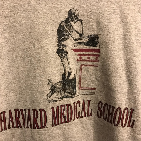 Harvard Med School Tee
